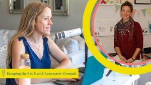 illustrator jobs from home with Annemarie Vermaak
