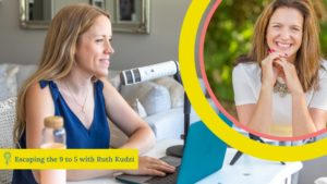 personal life coaching for women with Ruth Kudzi