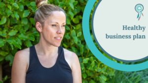 healthy business plan