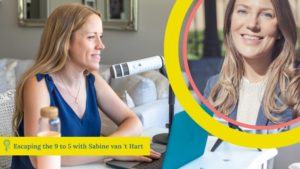 how to become a holistic health coach with Sabine van 't Hart-Orbello