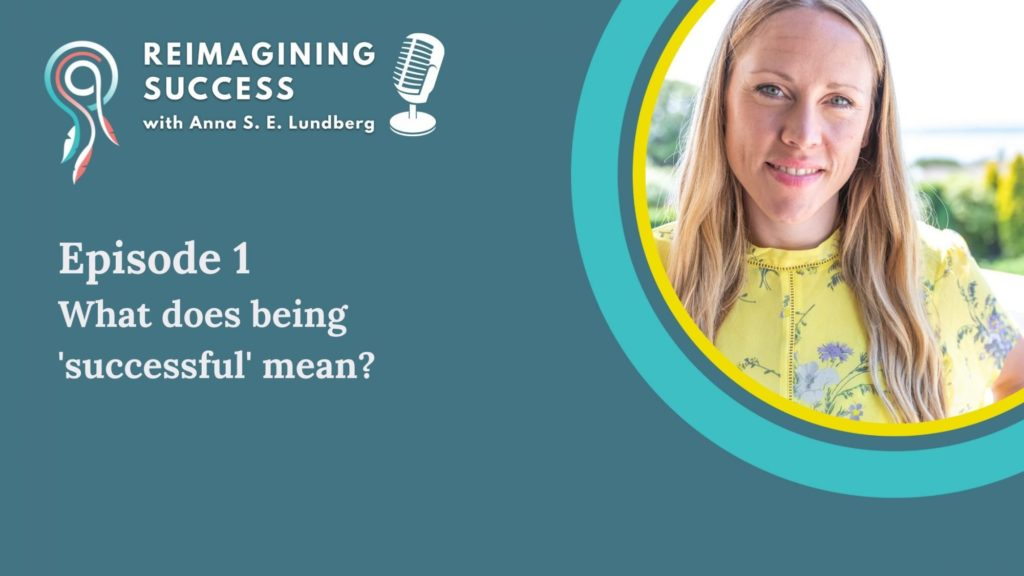 what does being successful mean?