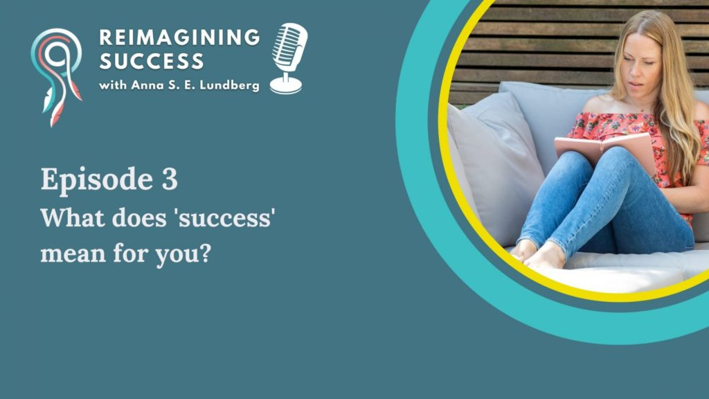 what does success mean for you?