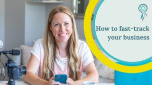 how to fast-track your business