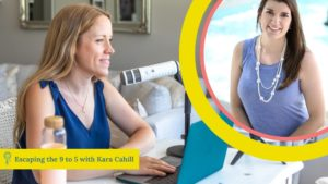 becoming an Instagram strategist with Kara Cahill