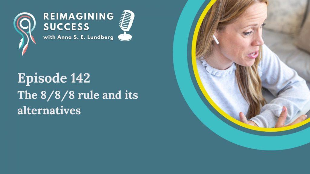 8 8 8 rule